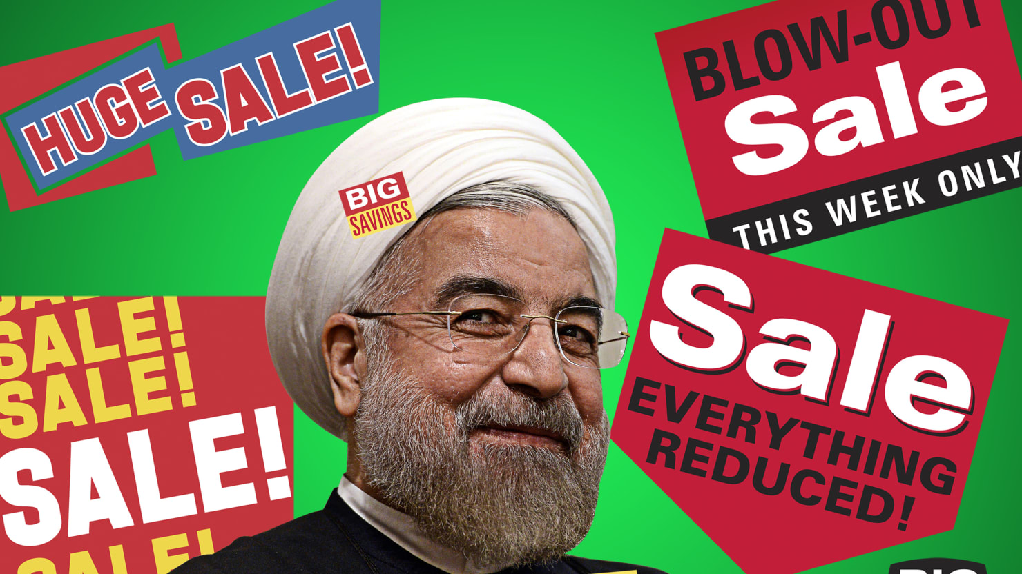 Sanctions Gone, Iran Goes on a Huge European Shopping Spree