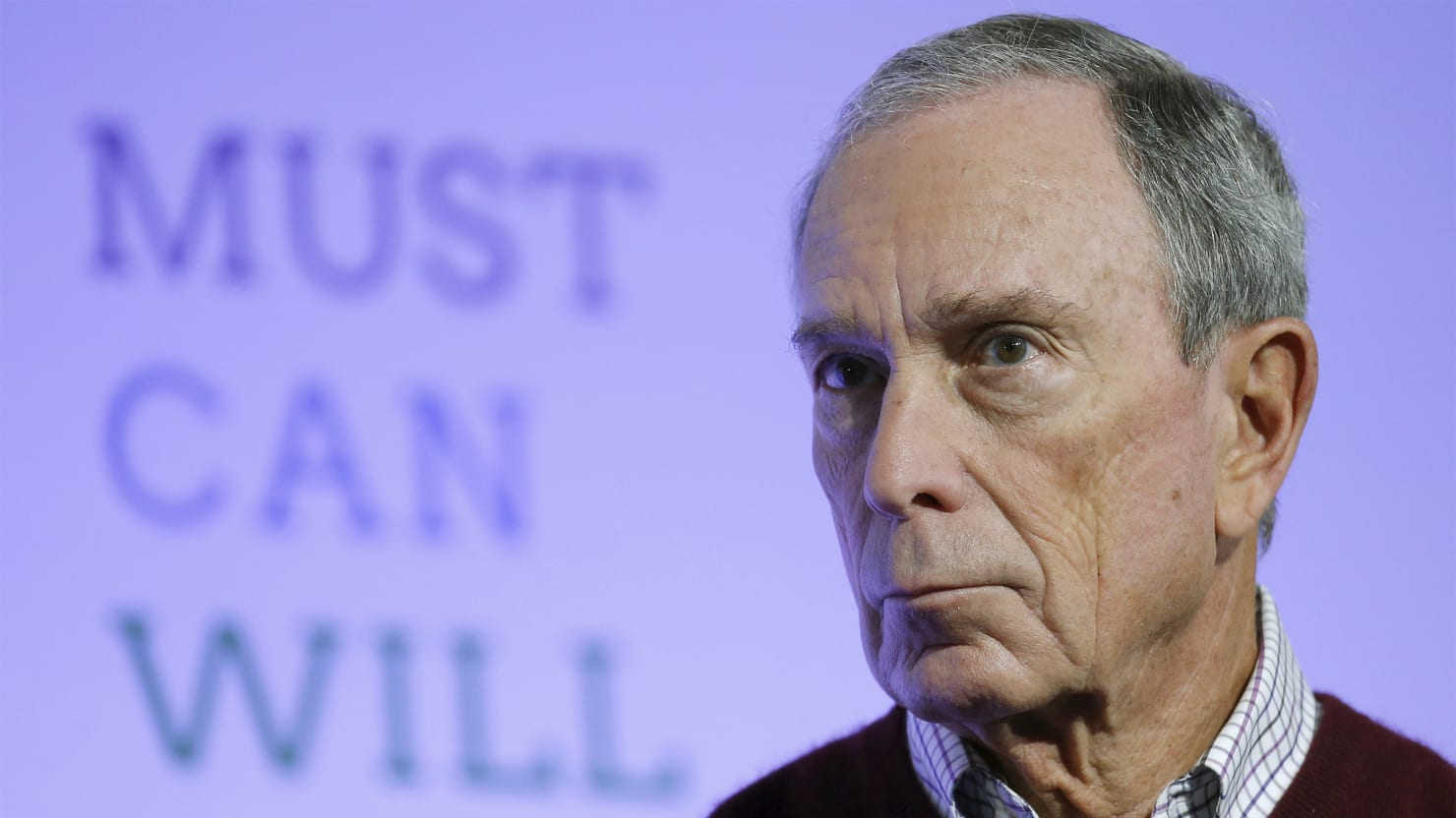 Can Bloomberg Win the Middle?