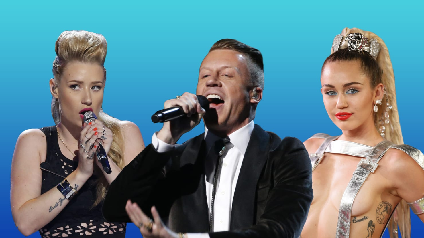 Macklemore Is Right About Iggy and Miley's Racial Tourism, but This Isn't About Him