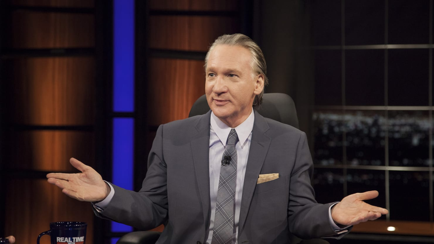 Bill Maher: The Oscars' Diversity Problem Is 'Racist' Asians' Fault