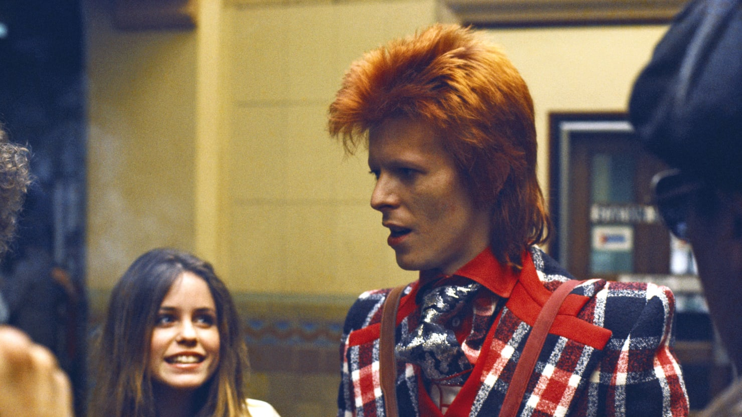David Bowie and Rock 'n' Roll's Statutory Rape Problem