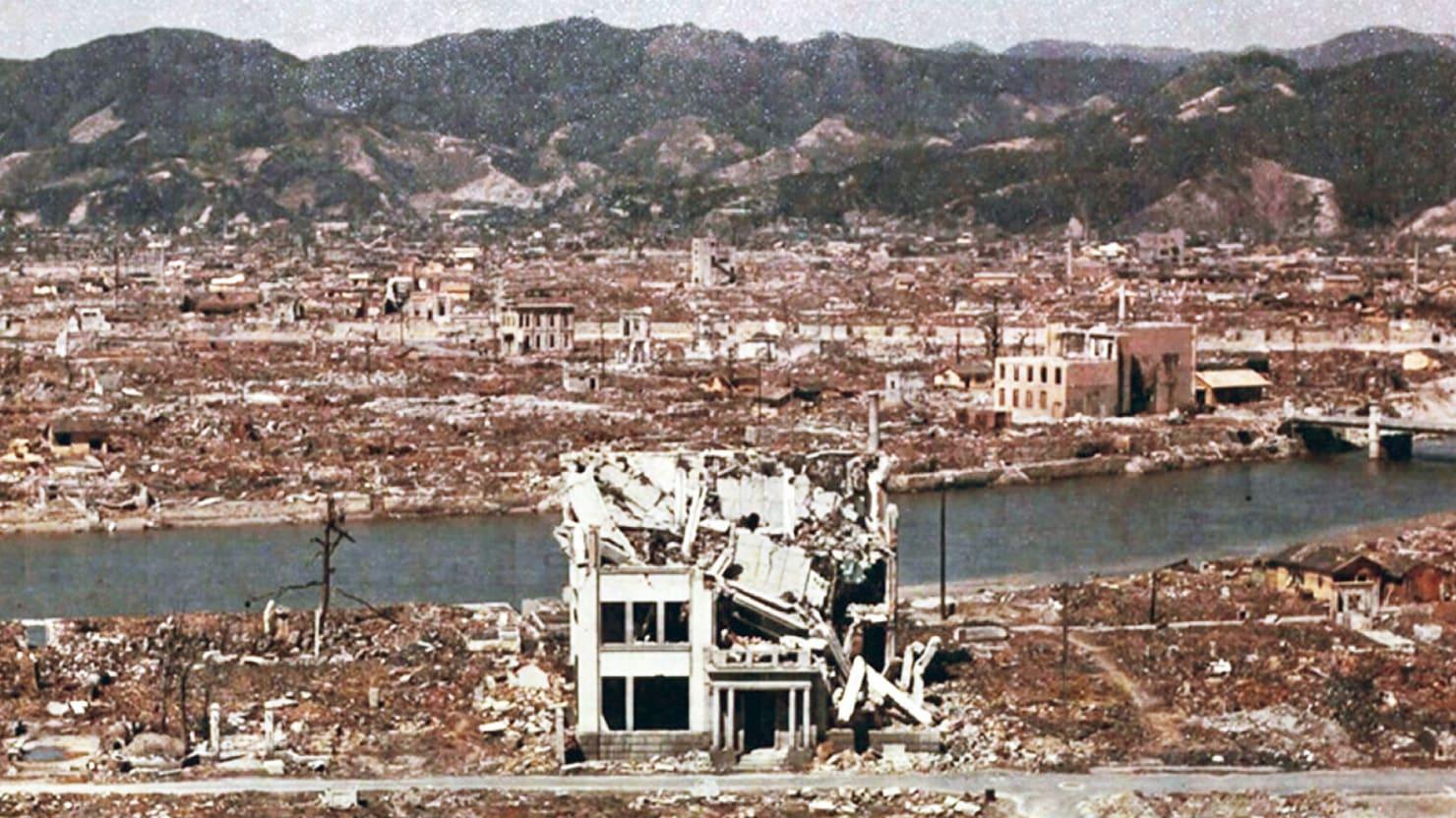 The Man Who Survived Hiroshima & Nagasaki