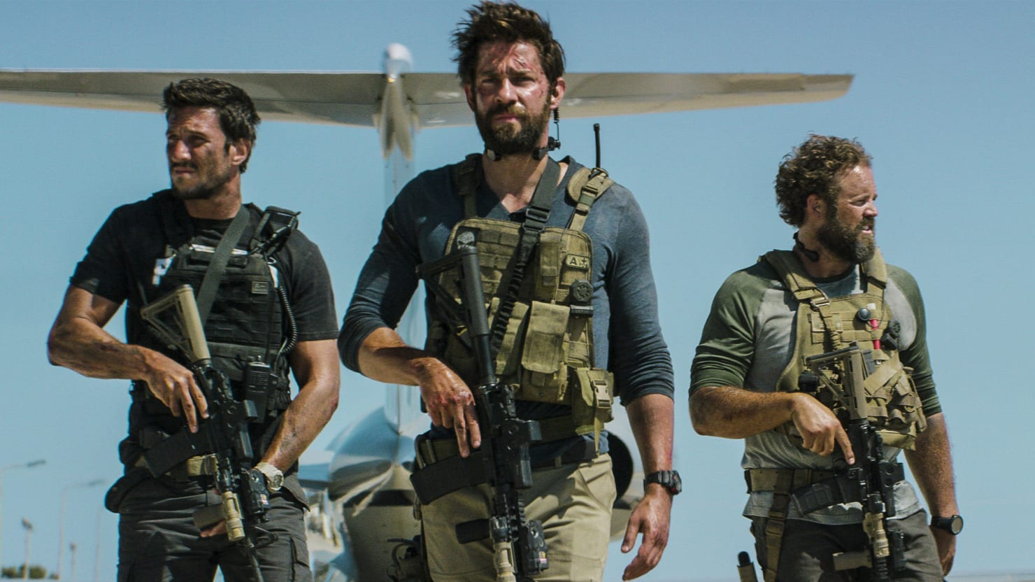 '13 Hours' Is Porn for Conspiracy Theorists