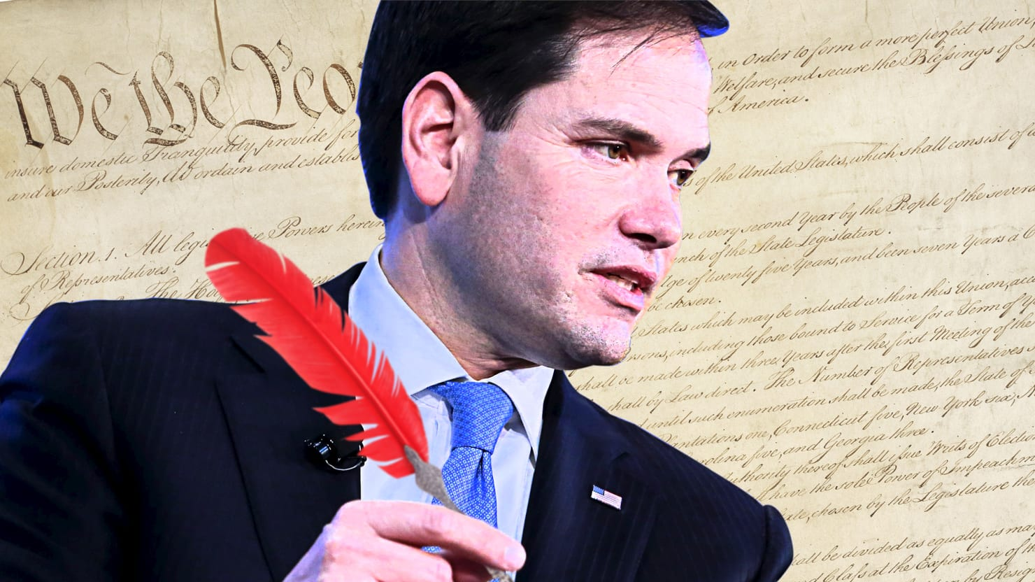 The Wingnut Plot to Rewrite the Constitution