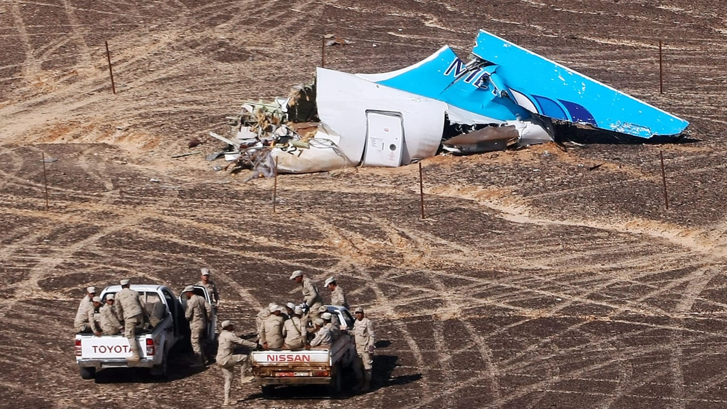 Don't Believe Russian Airline's New Excuse for Crash