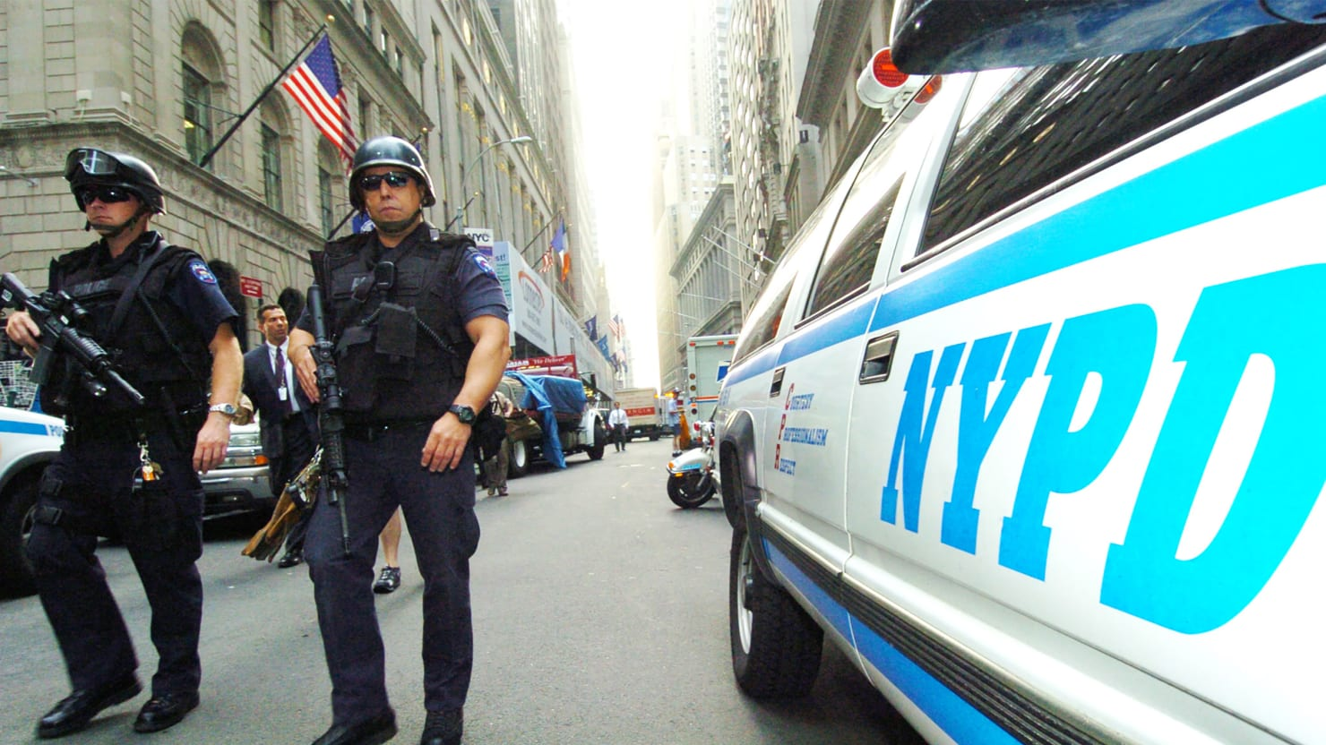 How the NYPD Stops Terror Attacks