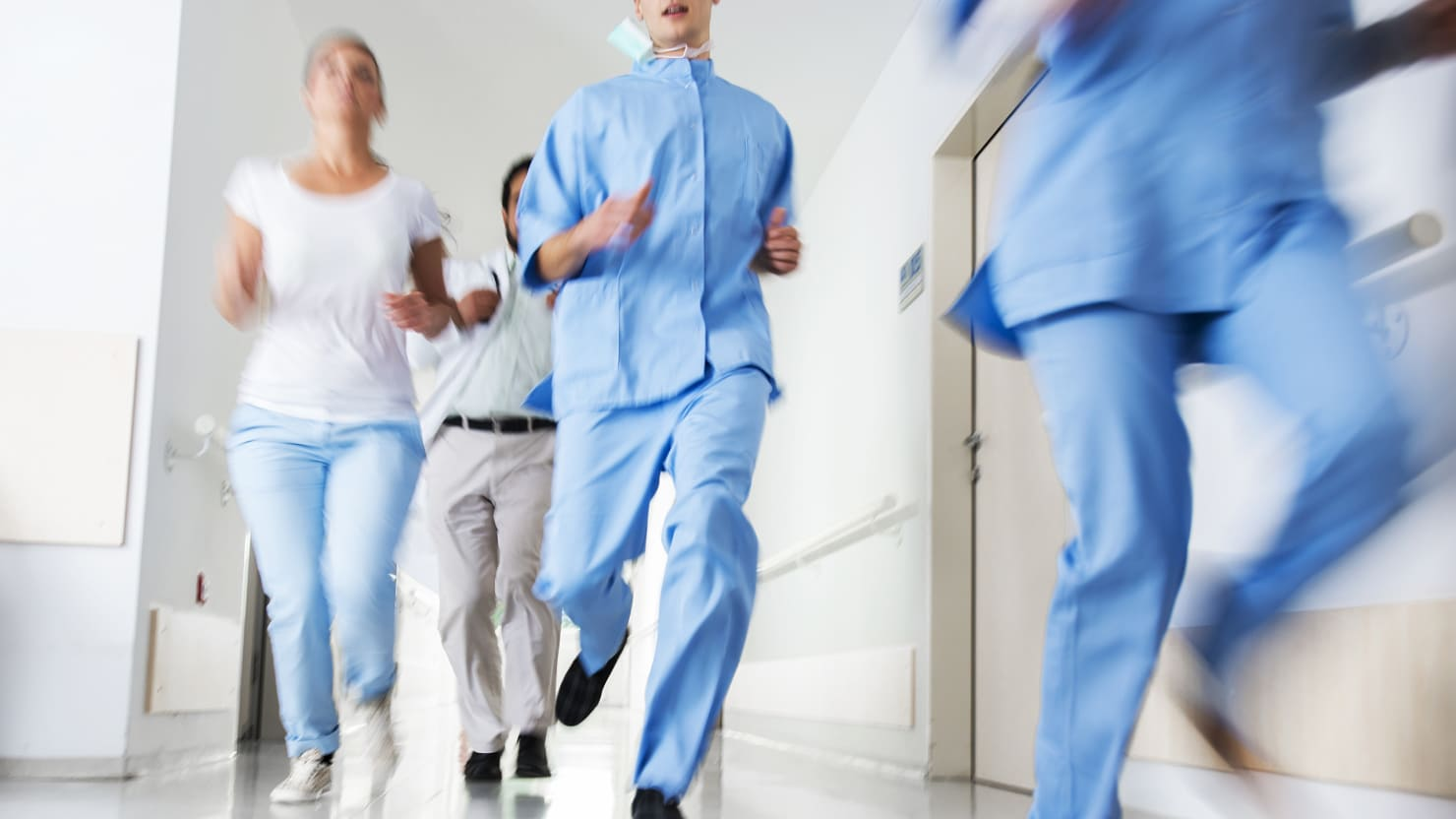 The Horror of Working in a Hospital