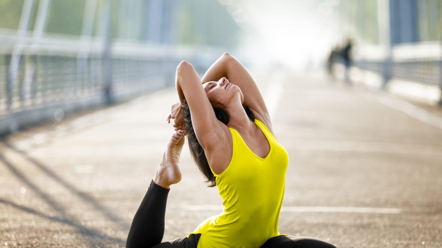 Should We Ban Yoga?