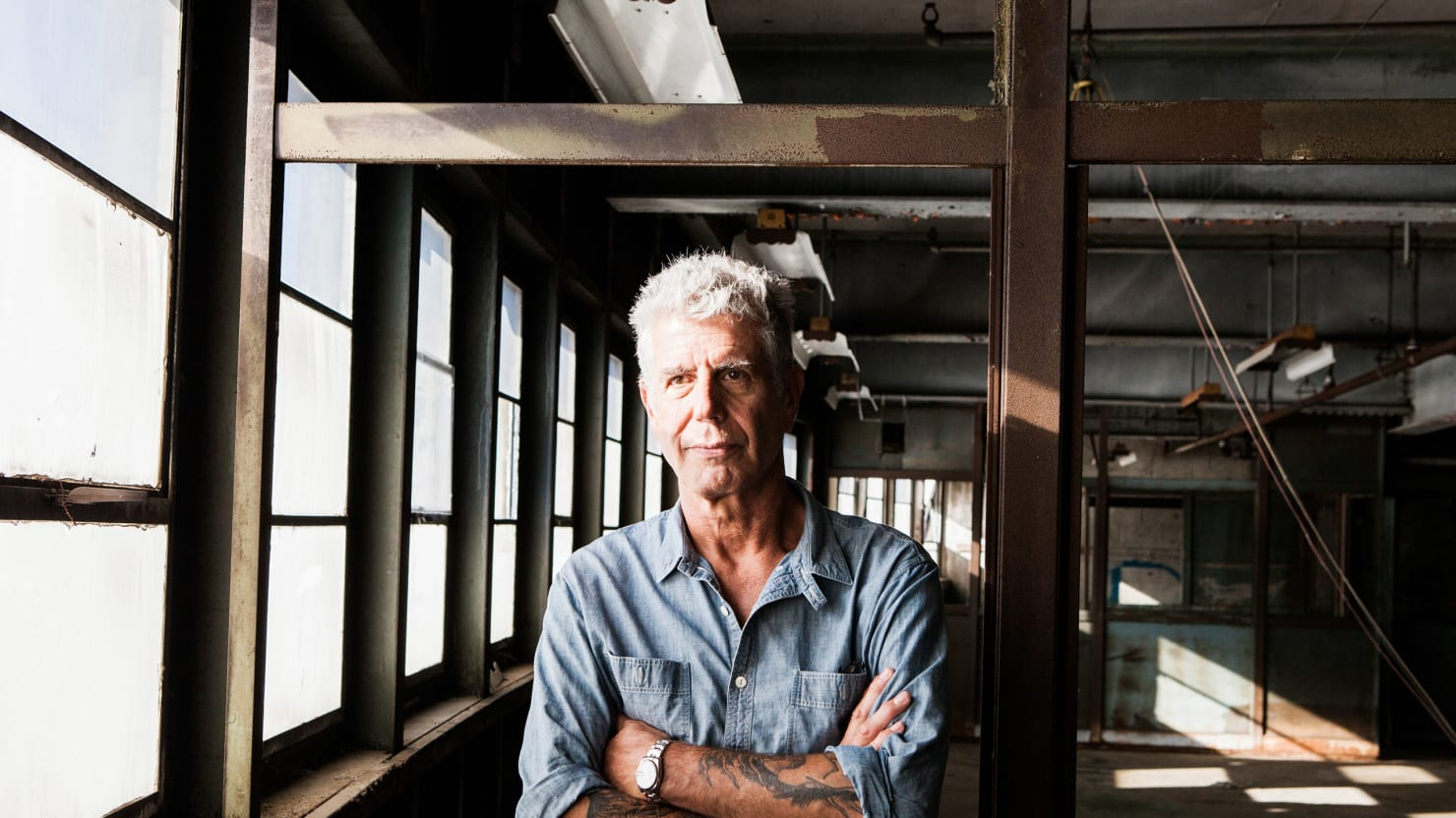 Will Anthony Bourdain's Market Be Sweet or Sour?