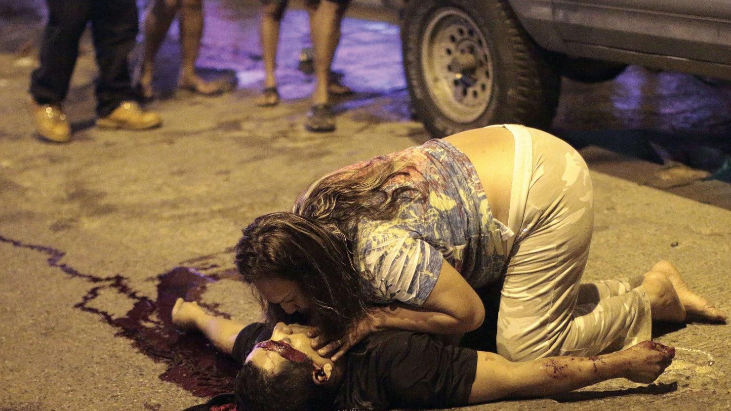 Mexico's Bloodbath That Won't Stop