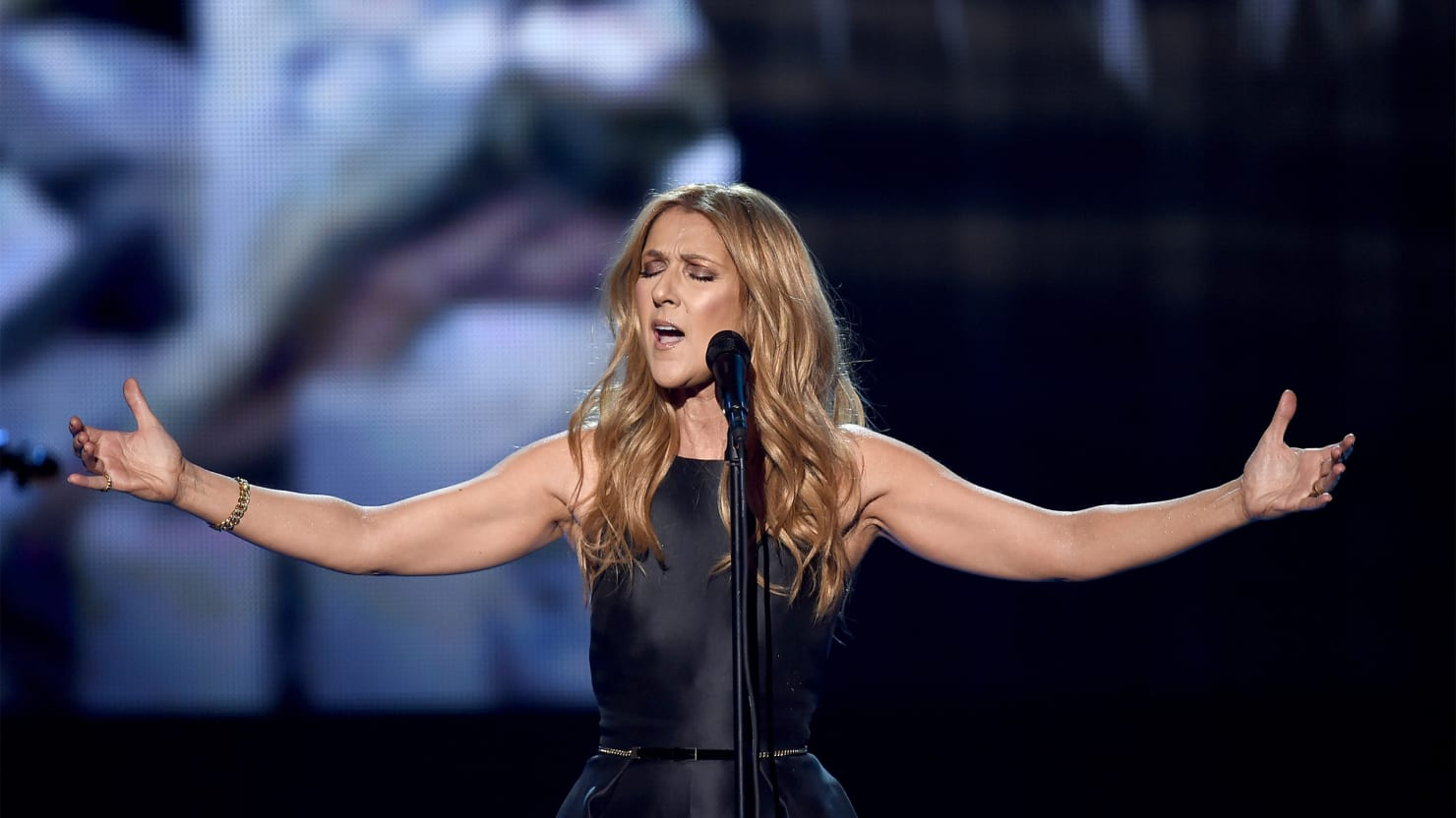 Celine Dion's Moving Edith Piaf Tribute to Paris at the AMAs