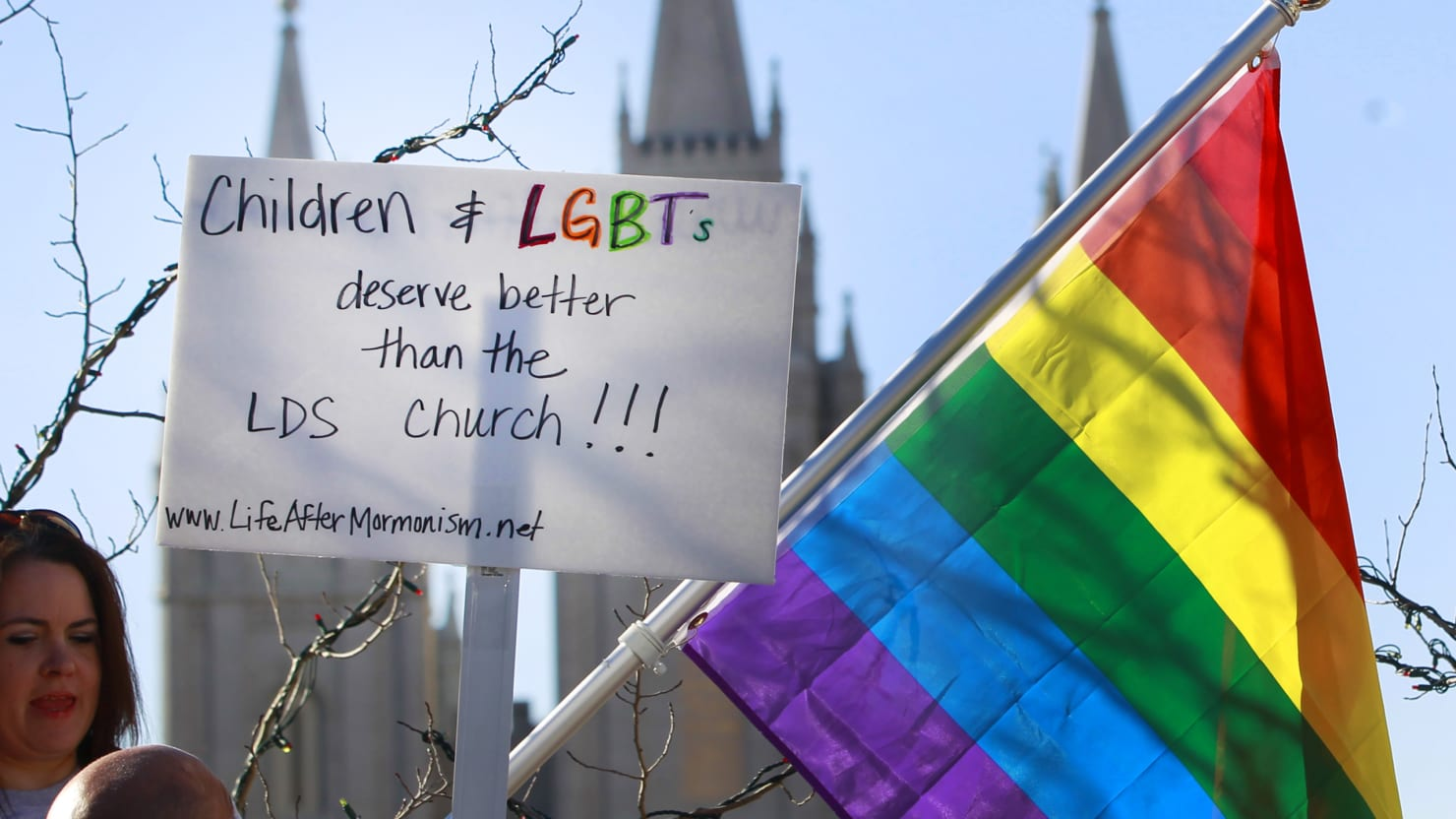 mormon church statement on same sex marriage in Oxfordshire