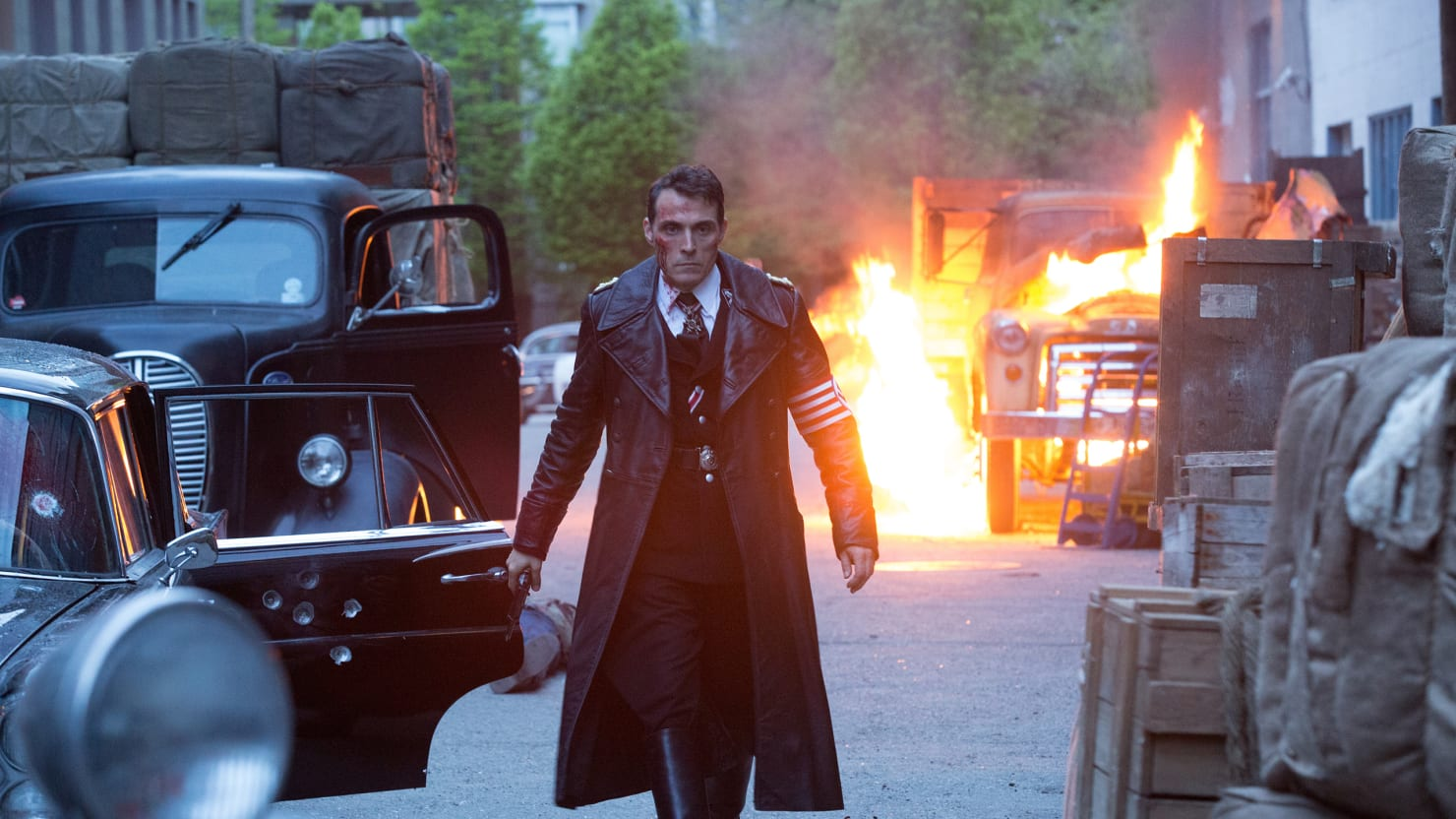 What If the Nazis Won? Inside Amazon's 'The Man in the High Castle'