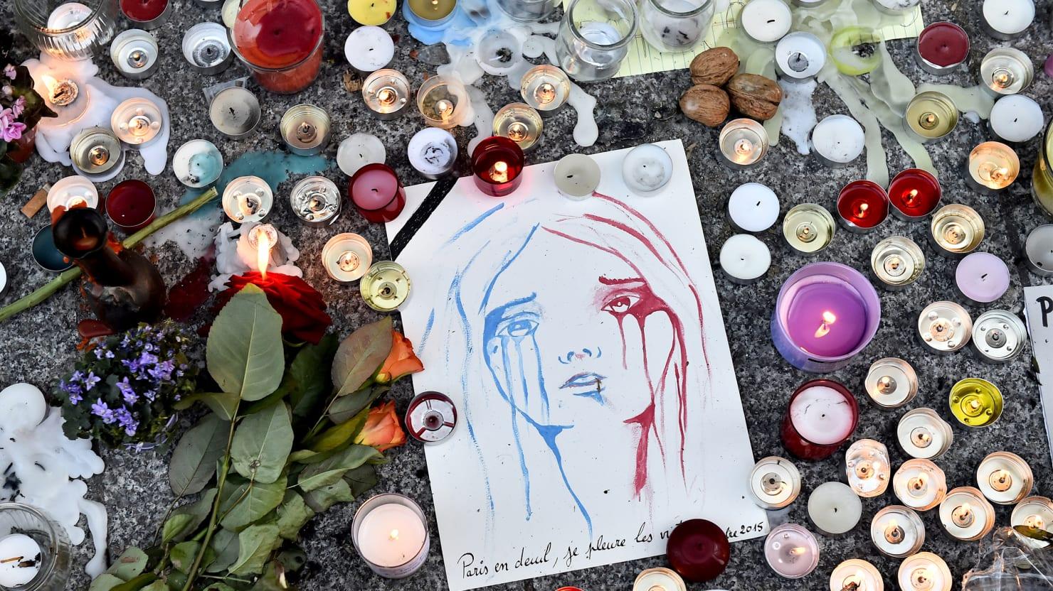 ISIS Targeted Muslims in Paris