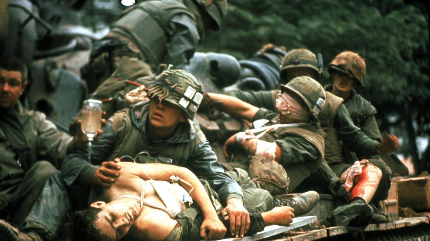 suicides during vietnam war
