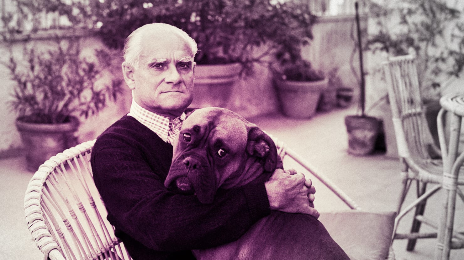 Better Way Auto >> Alberto Moravia, the Forgotten Muse of the Nouvelle Vague