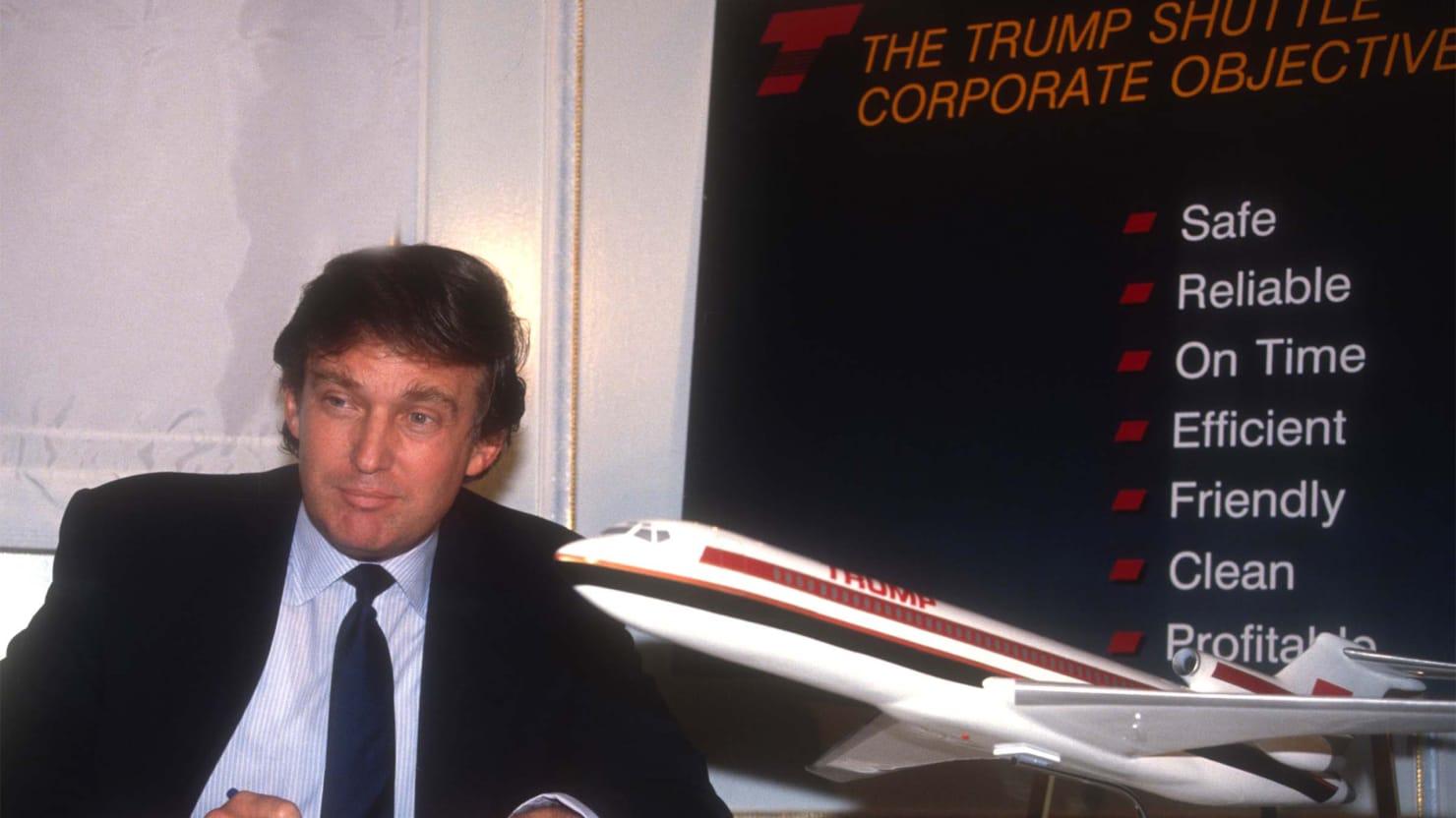 The Crash Of Trump Air