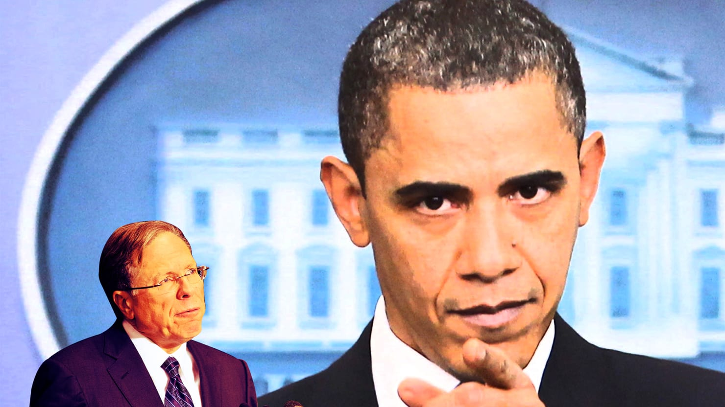 Time For a Showdown: Why Obama Needs to Debate the NRA President on Live TV
