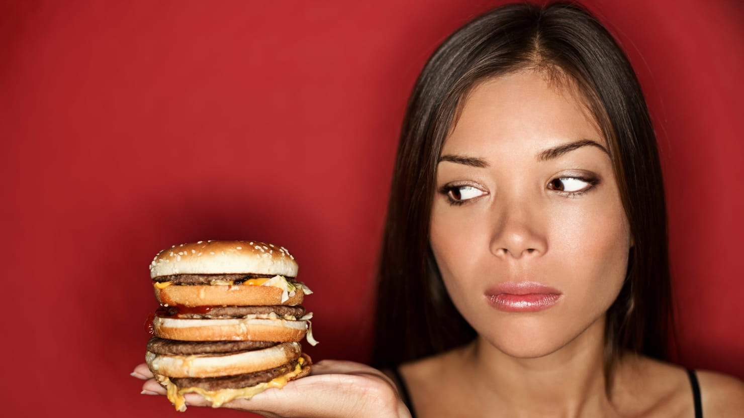 The Stress Hormone That's Messing With Your Diet