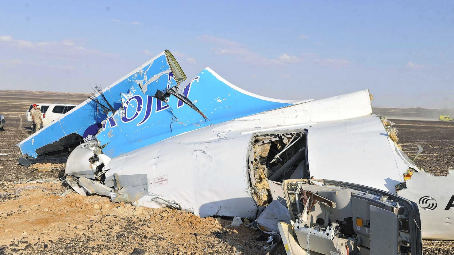 Russia Confirms Jet Broke Up in Mid-Air; Did 2001 Accident Doom It?