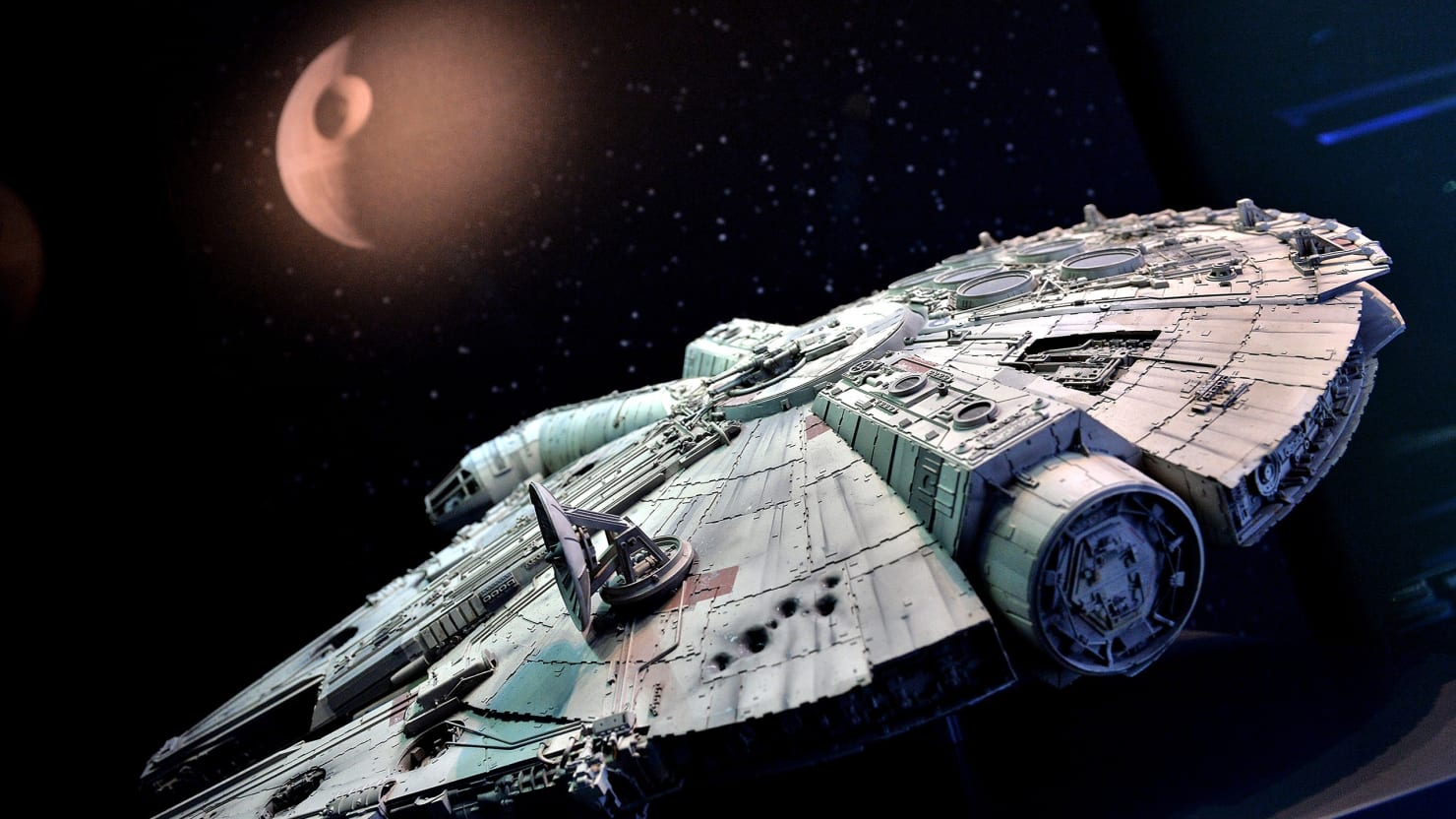 'Star Wars' Tractor Beams Are Real