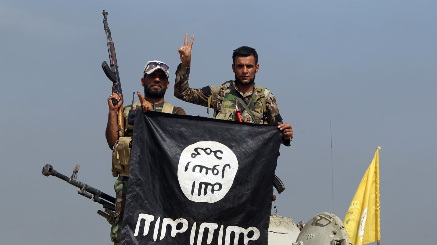 The Real Power of ISIS