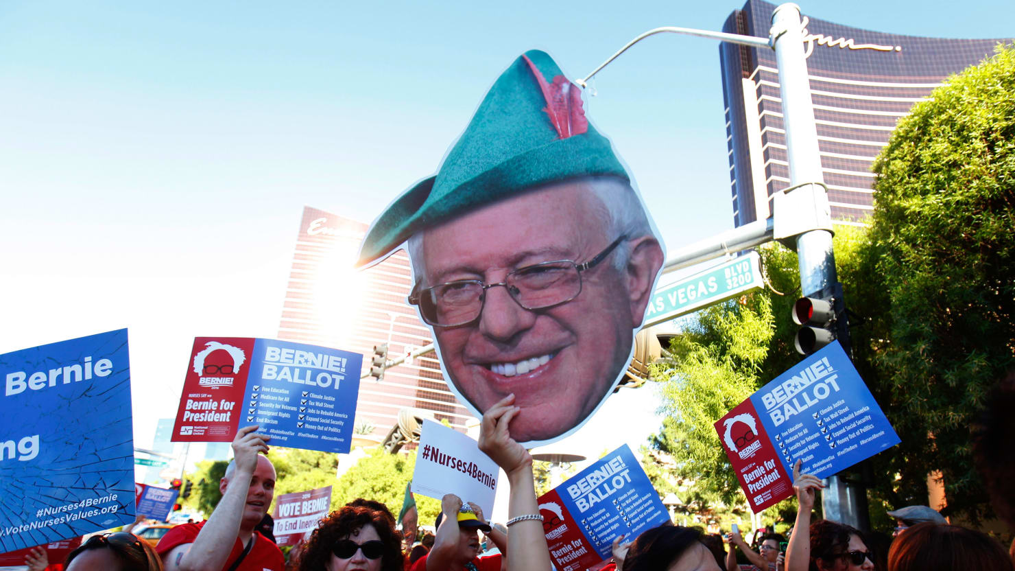 Bernie's Socialist Dreamland Is BS