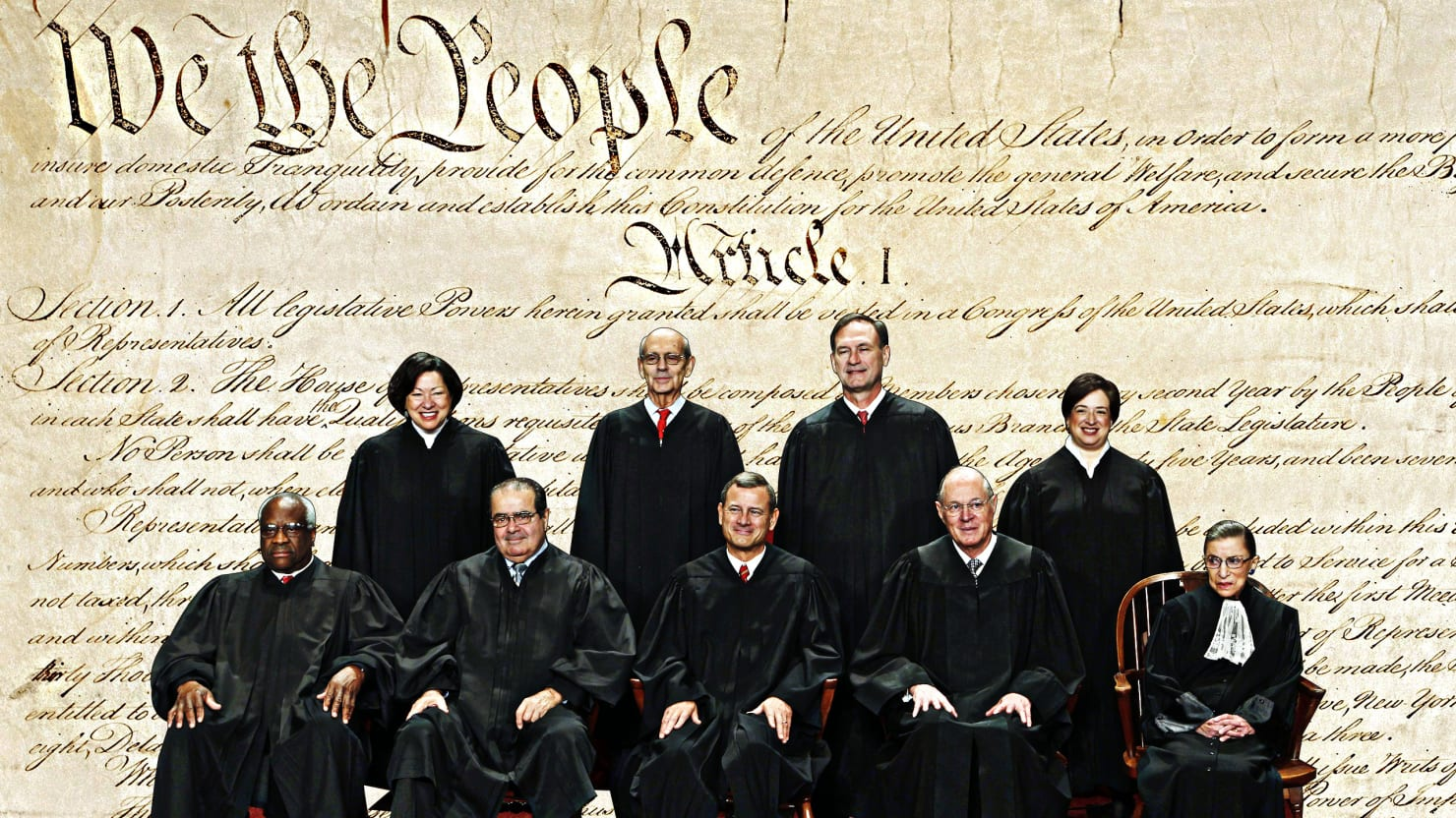 The Constitution Doesn't Matter to SCOTUS (and That's a Good Thing)