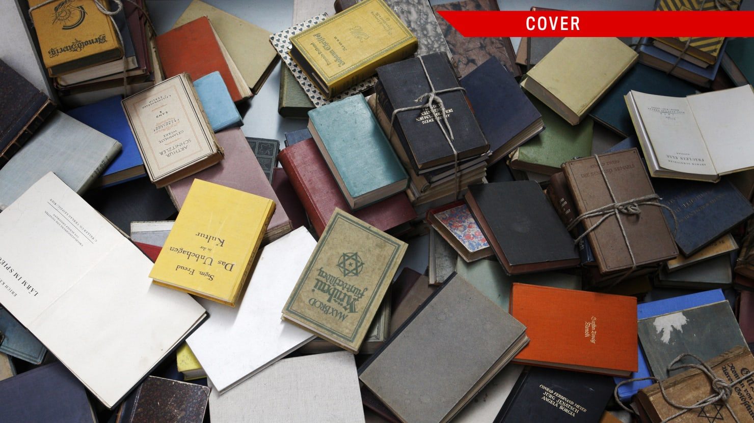 The Beautiful Books the Nazis Burned