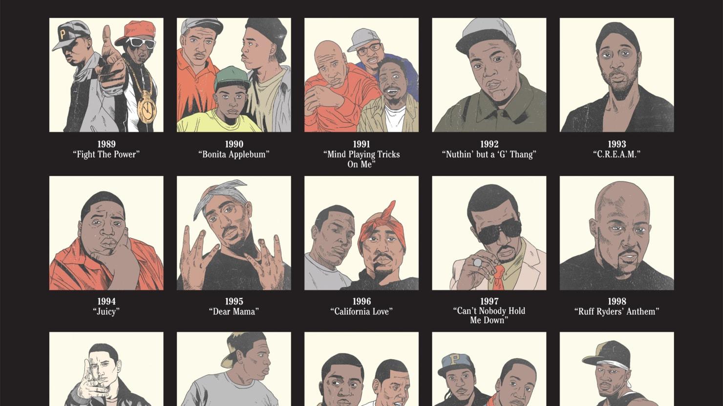The Suburban Dad Behind Rap's Bible