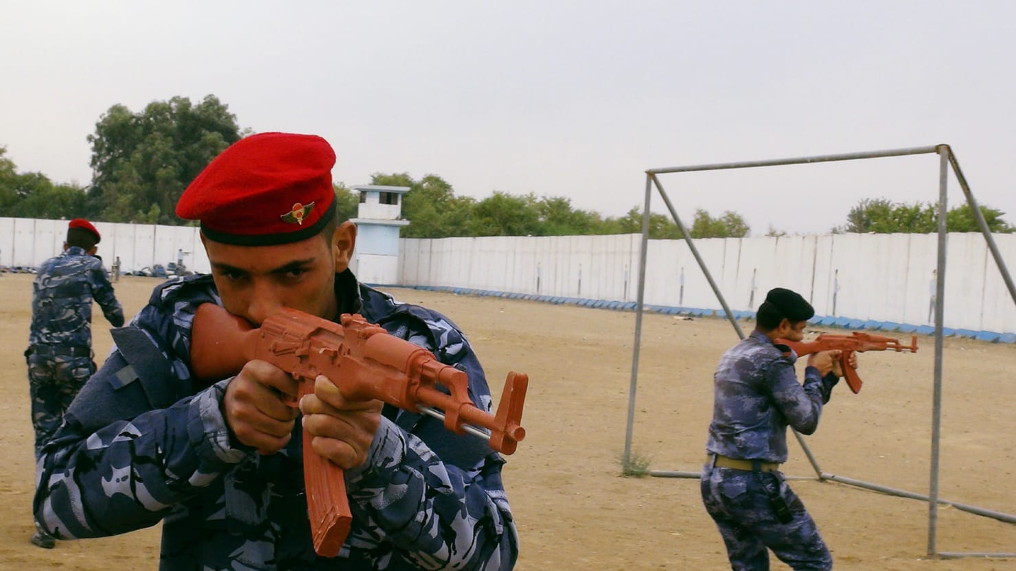 The Tribe That Won't Stop Killing ISIS