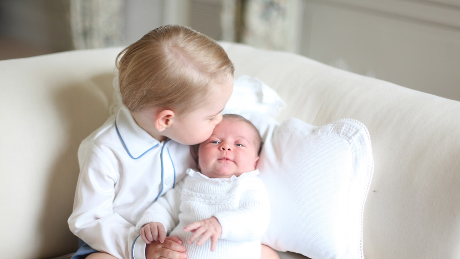 William And Kate Should Stop Hiding Prince George And