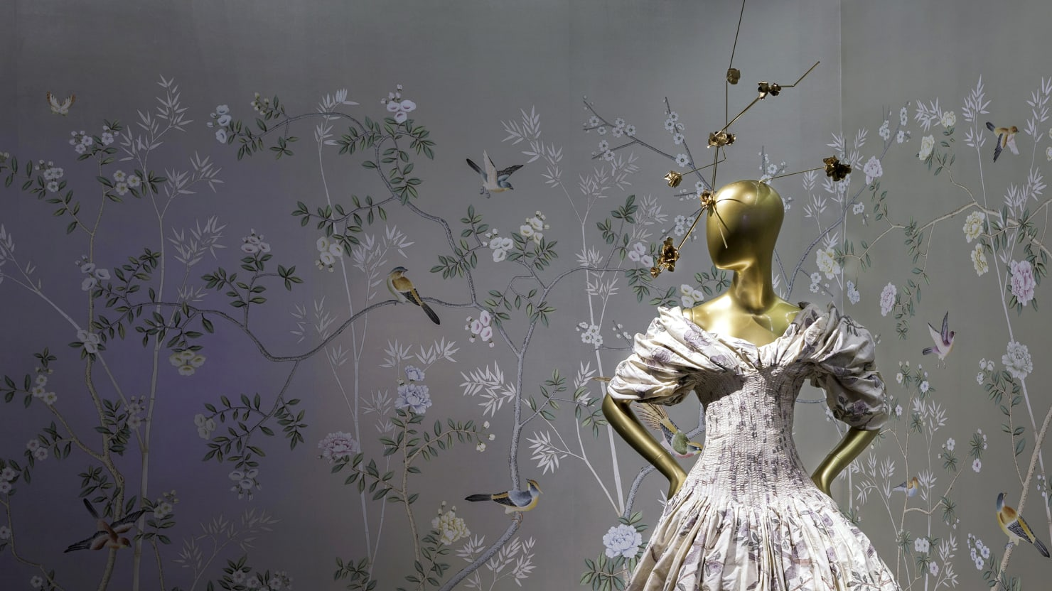 'China: Through The Looking Glass' Is The Met's Most Popular Fashion Show Ever