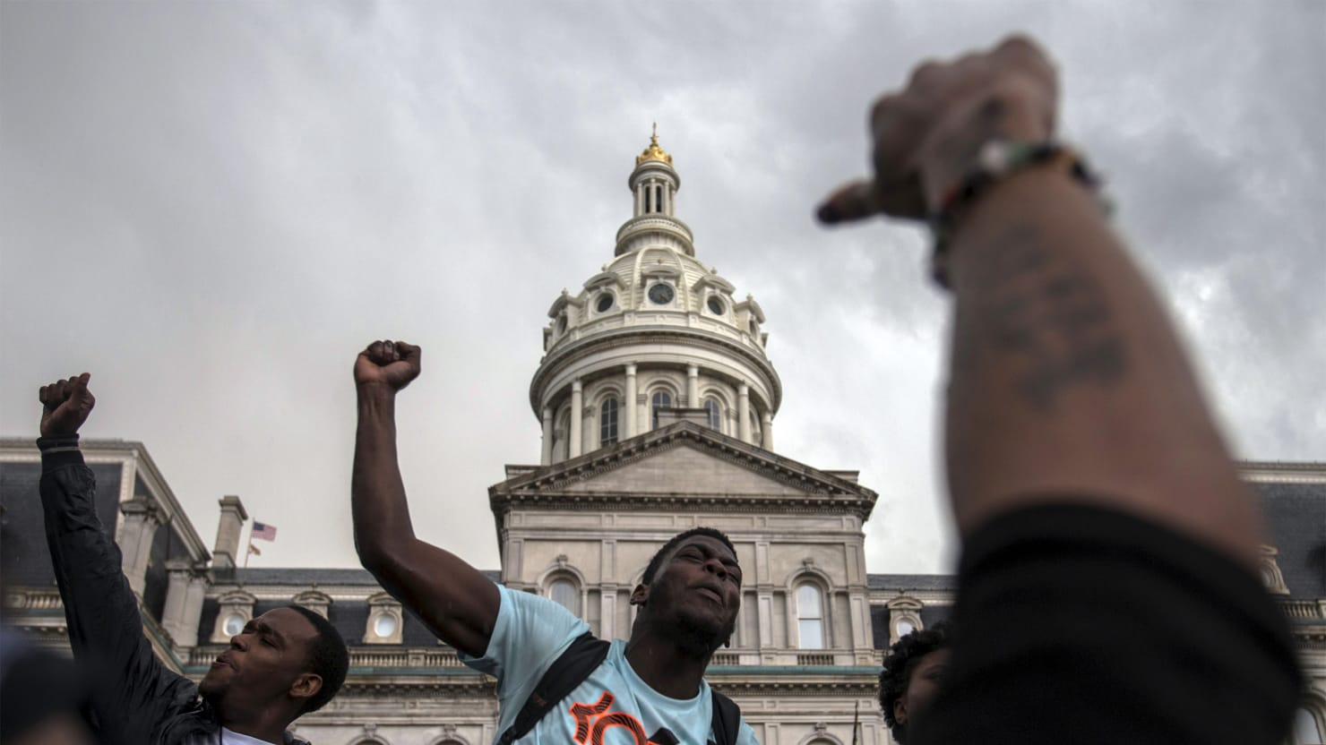 Black Lives Matter's Big Mistake