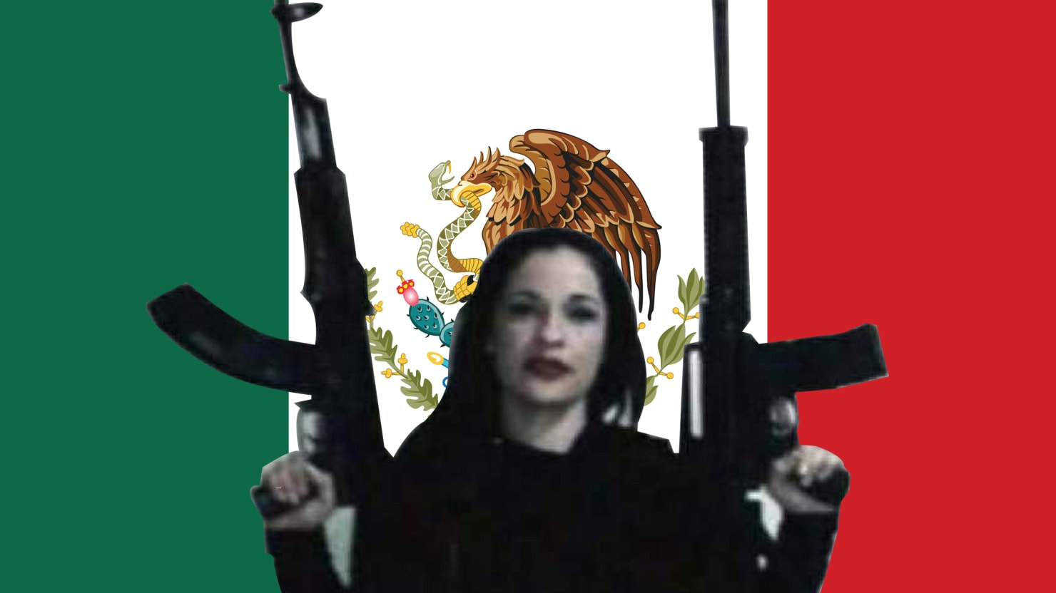She Was the Cartel's Top Assassin. And Then Her Boyfriend Turned Her In.