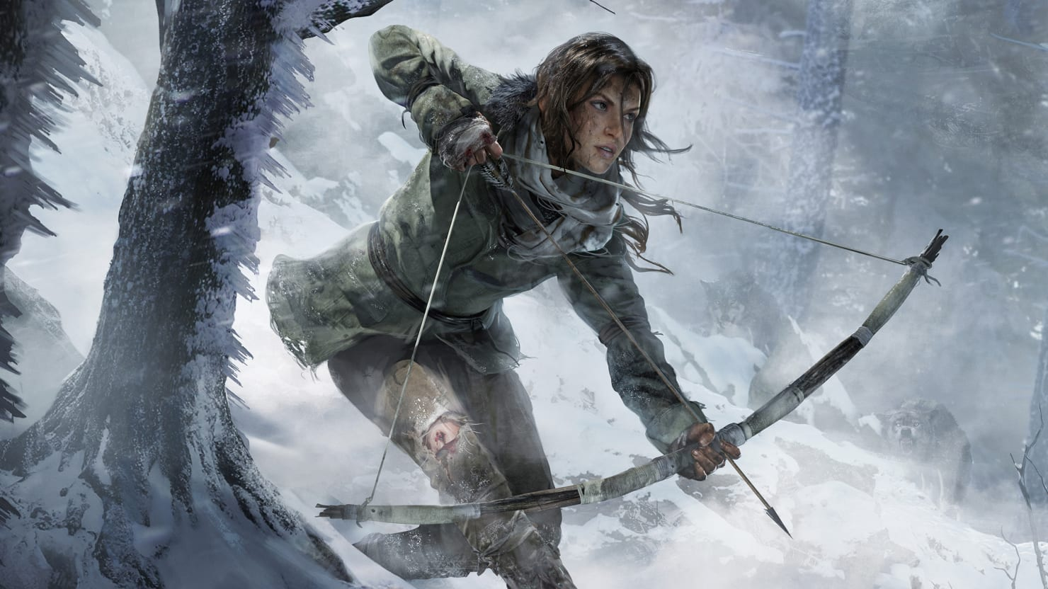 'Rise of the Tomb Raider' Humanizes Lara Croft for Her Biggest, Boldest Adventure Yet