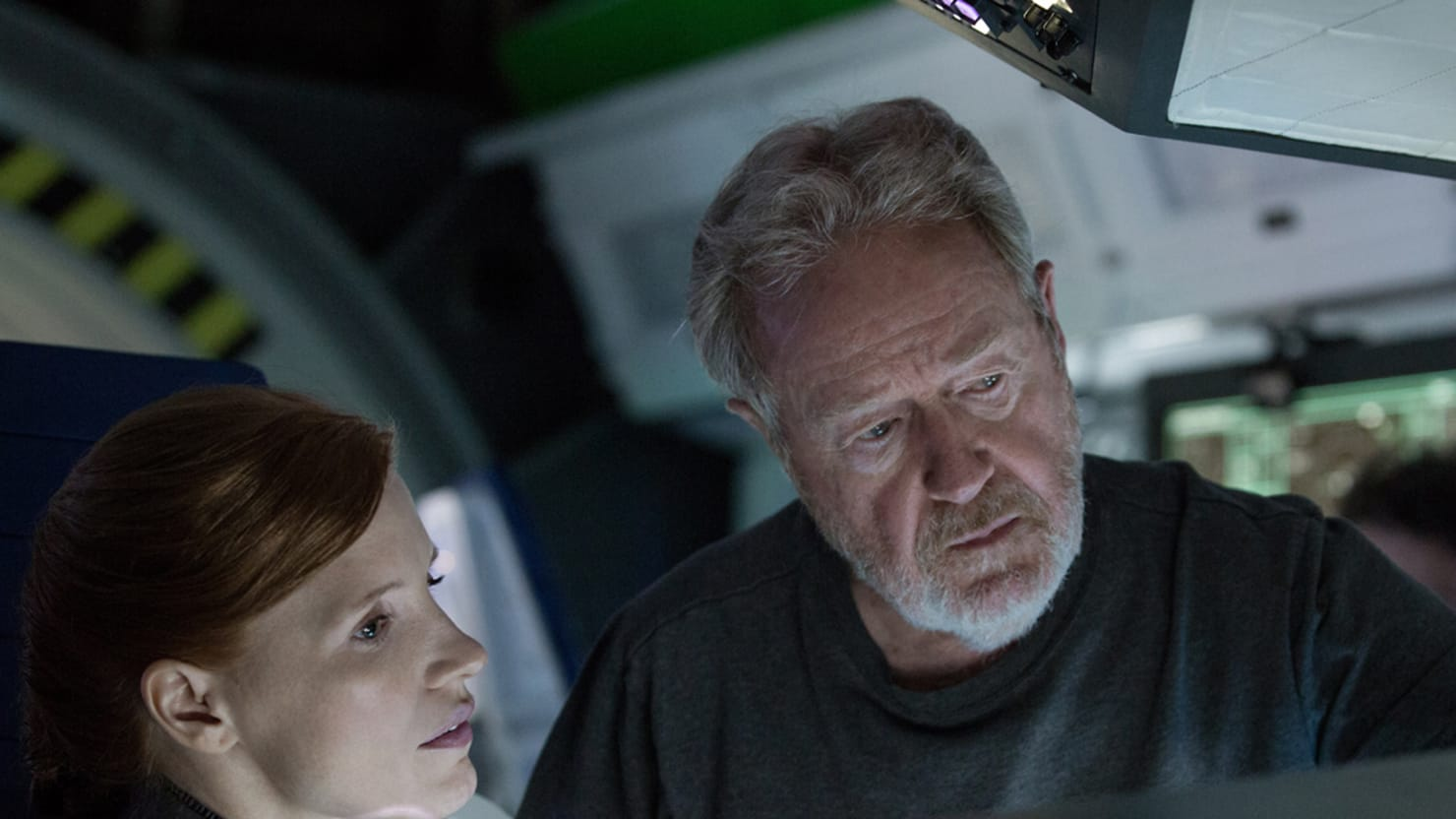 Ridley Scott on 'The Martian,' His Groundbreaking '1984' Apple Commercial, and 'Prometheus 2'