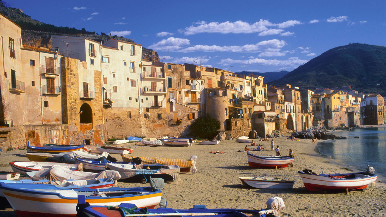 A Dishy, Bloody History of Sicily