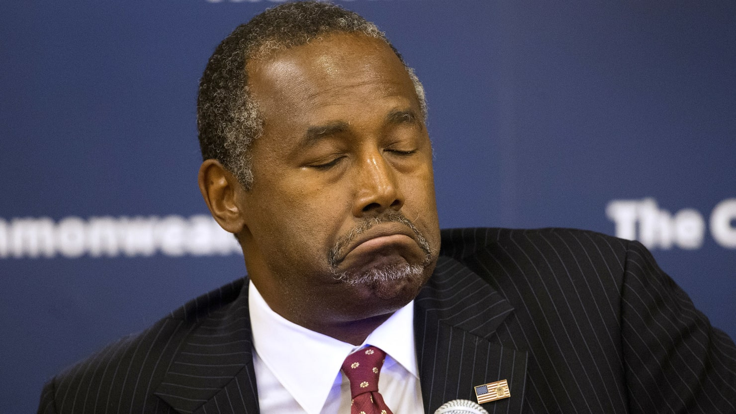 It s time to pull the plug on dr ben carson s campaign for The carson