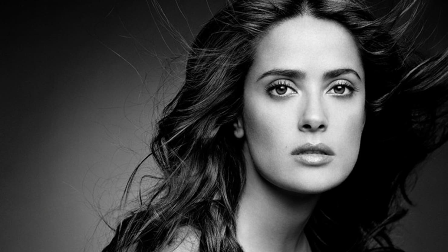 Salma Hayek on Donald Trump and the GOP: 'America Is Not a Reality Show'
