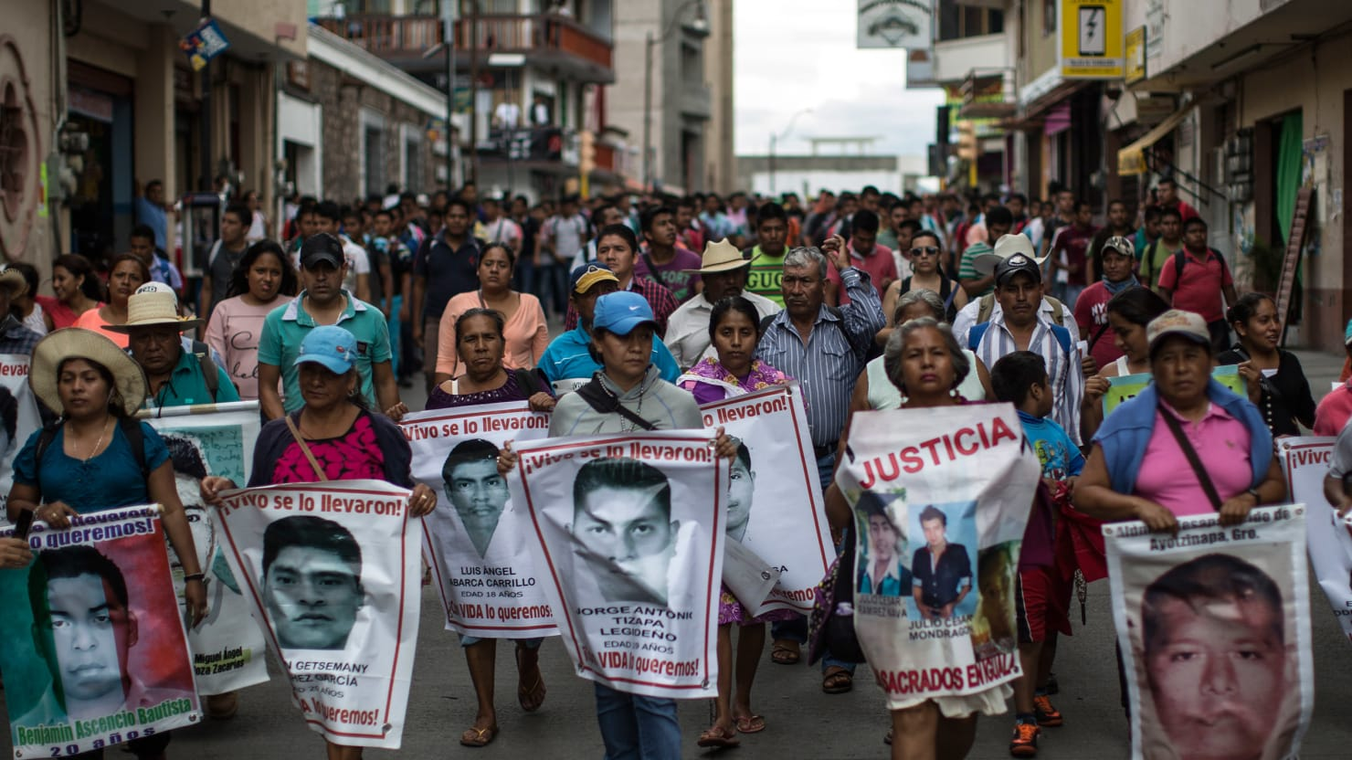 The Disappeared 43: Report Exposes Mexico's Student Murder Coverup