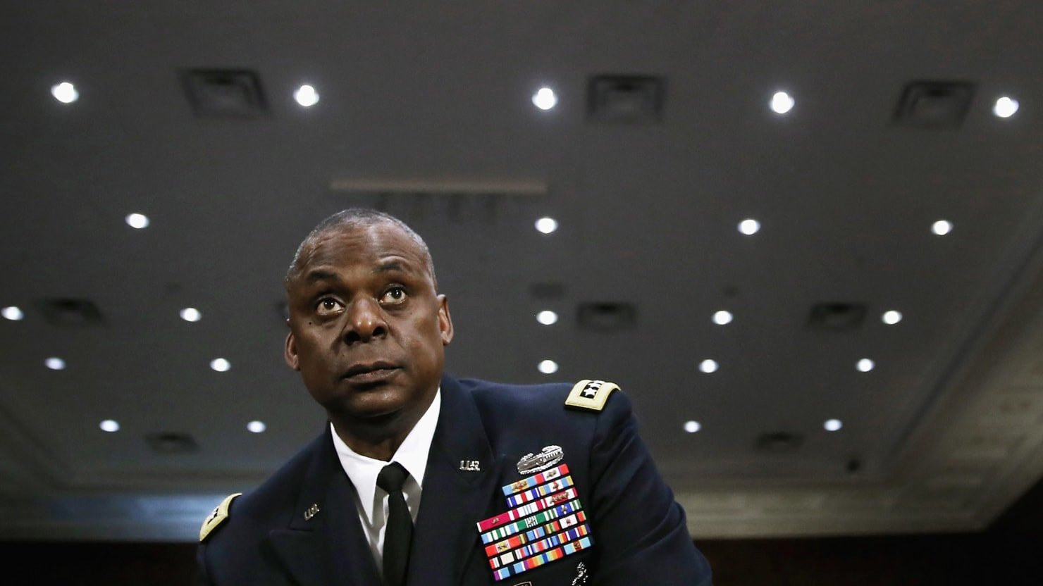 Obama's General Just Set an ISIS War Plan on Fire