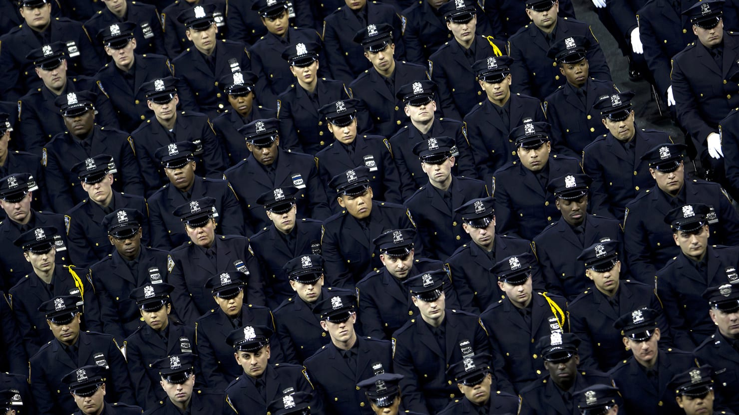 My Police Academy Teaches the 'War on Cops' Myth