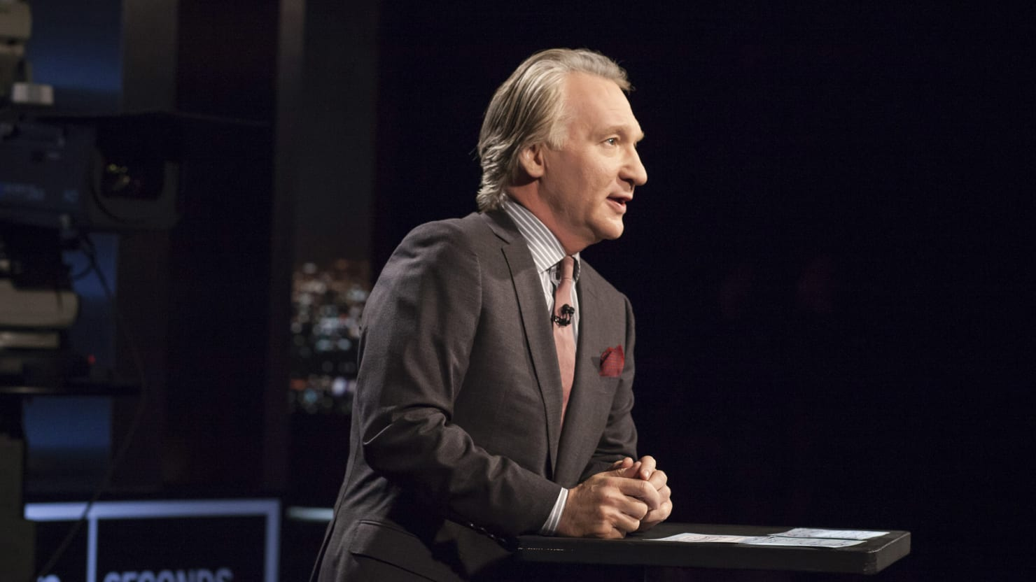 Bill Maher: Kim Davis Is the 'Rosa Parks of Homophobia'