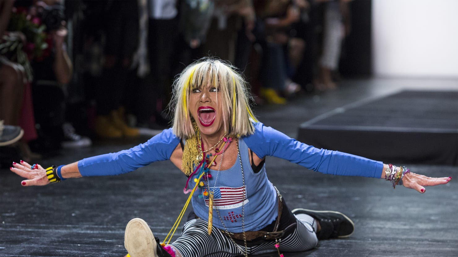 Why Betsey Johnson Is A Fashion Great