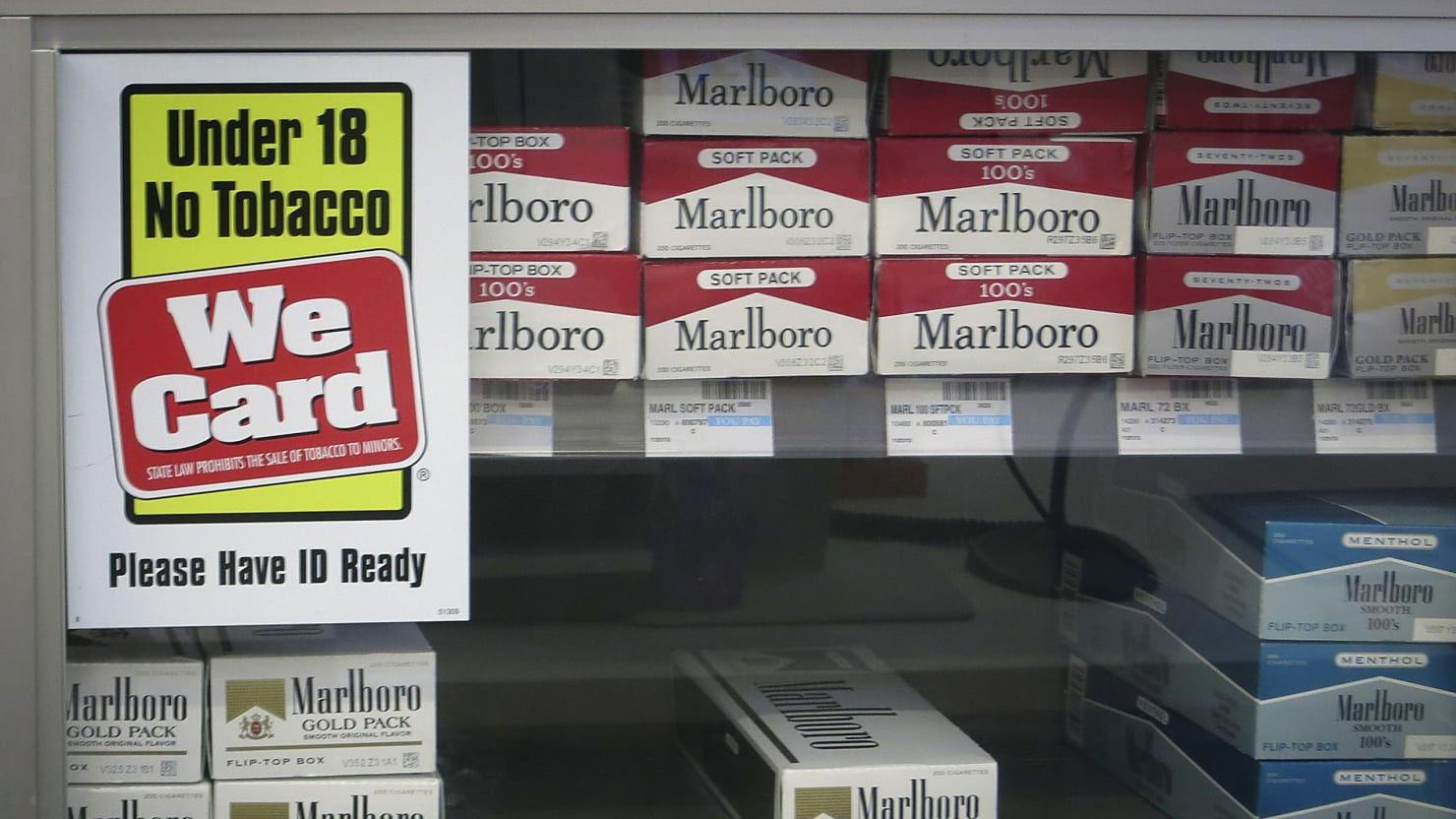 less smoking after cvs axed tobacco the daily beast