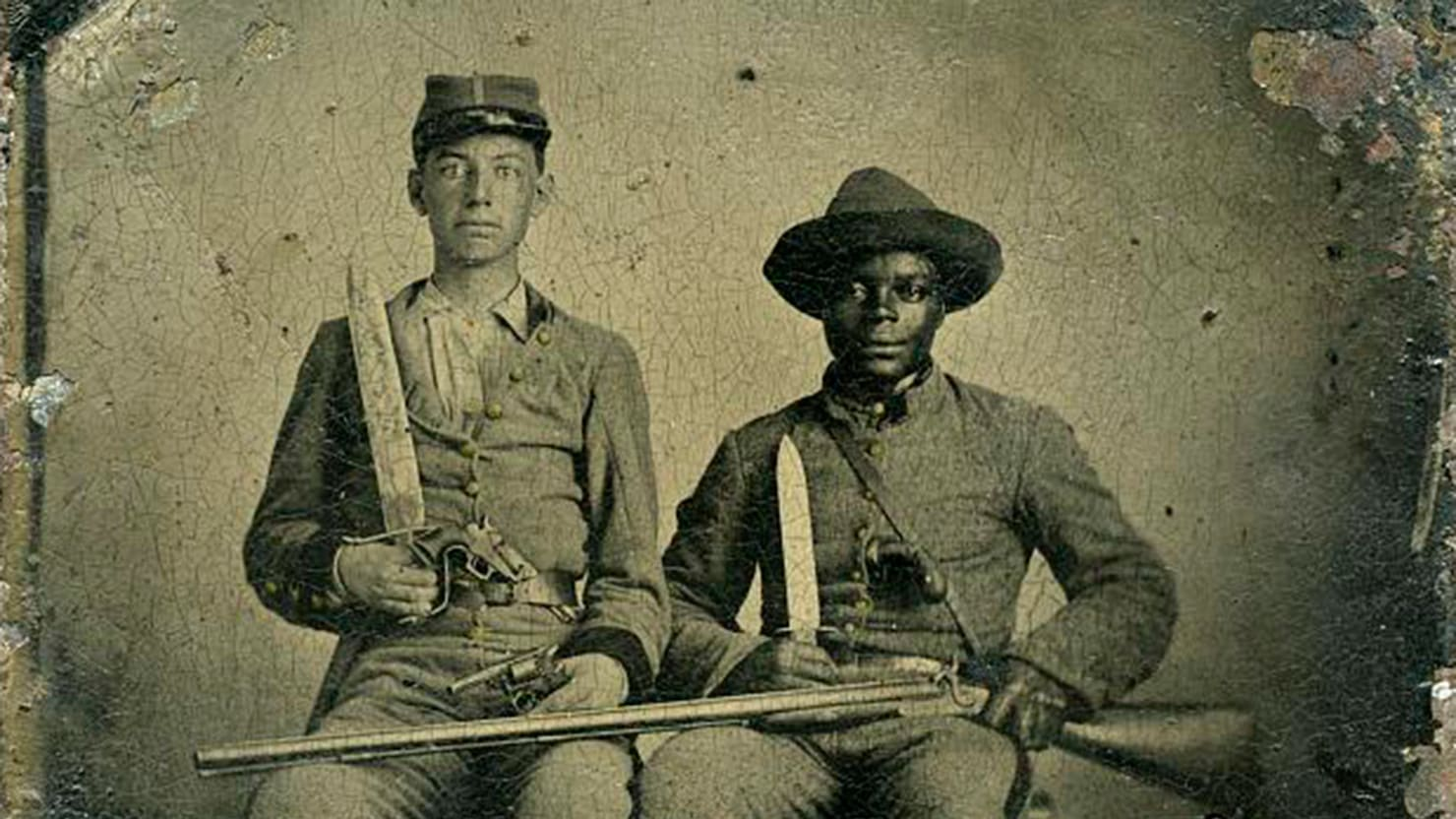 The Myth of the Black Confederate Soldier