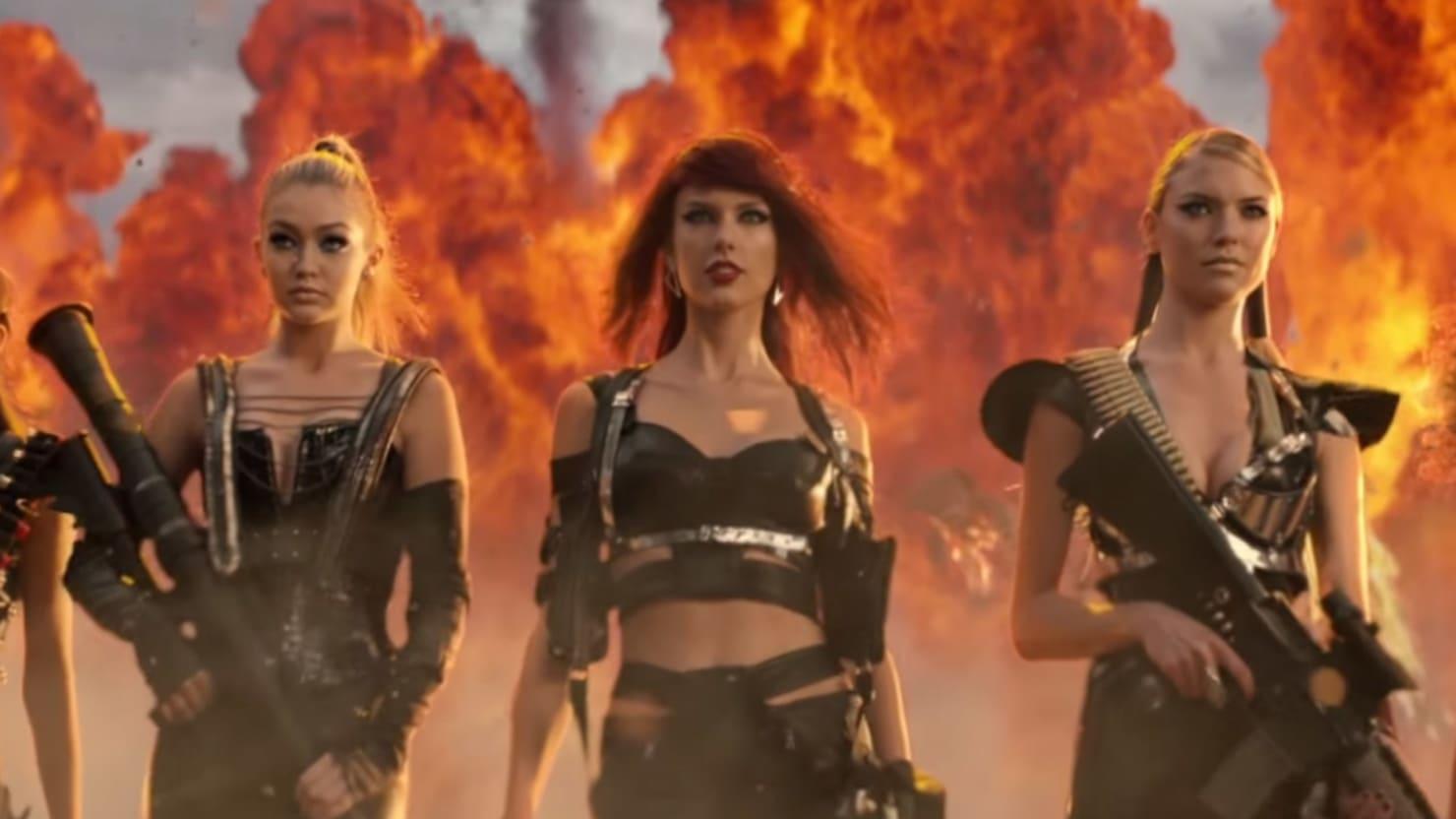 Taylor Swift's 'Bad Blood' Hypocrisy: An Anthem Fit for Regina George