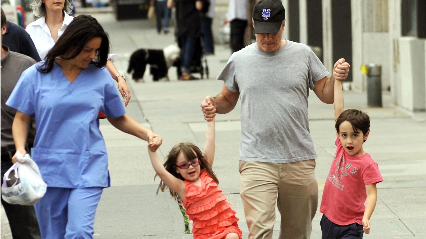 Best Jon Stewart Quotes on Parenting