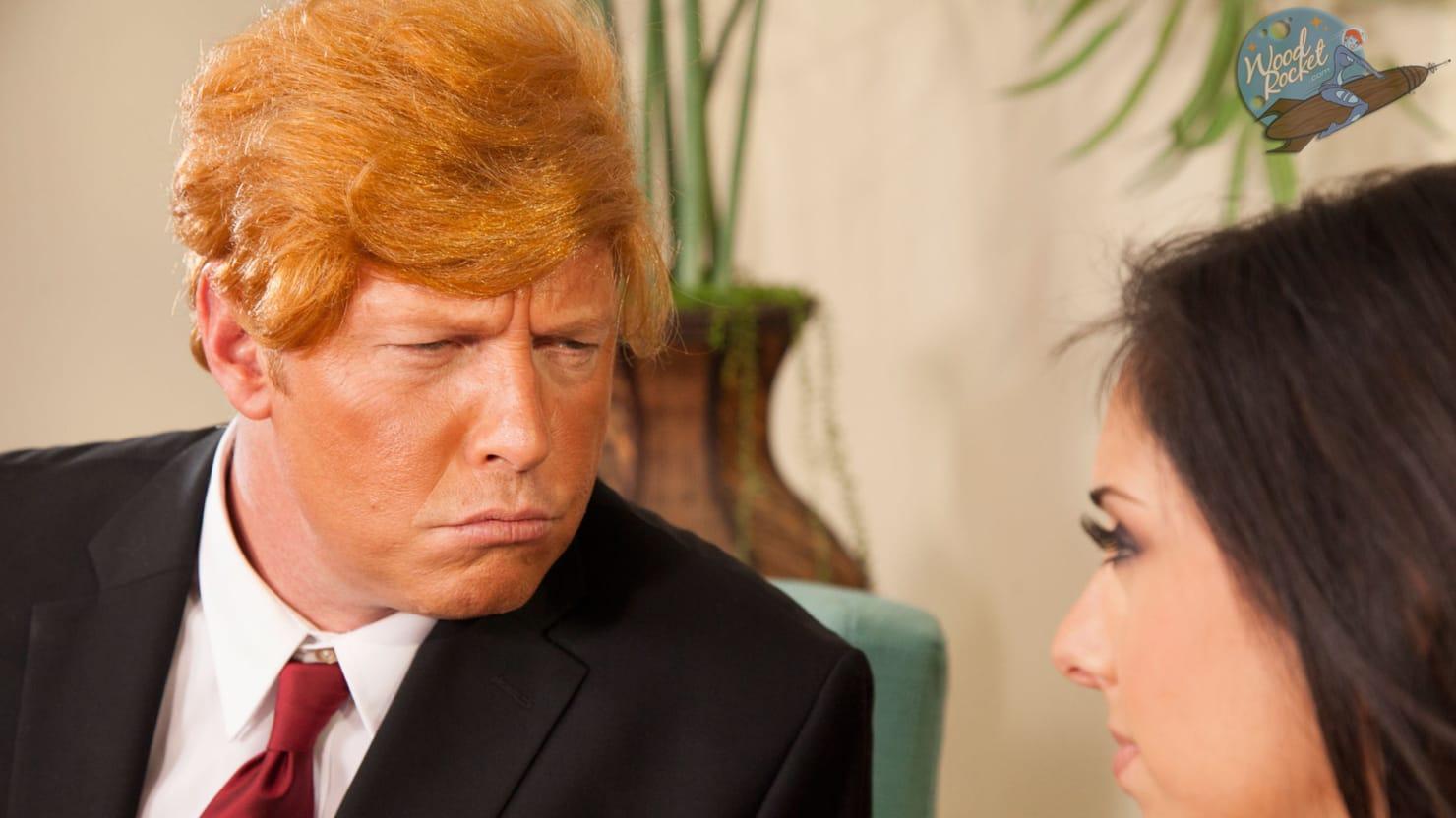 Ivanka Trump Porn Parody